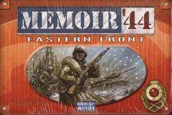 Memoir '44 - ext. 2 - Eastern Front - ENG
