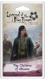 LEGEND OF THE FIVE RINGS THE CHILDREN OF HEAVEN - ENG