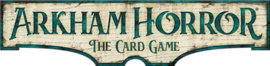 PRE-SALE - ARKHAM HORROR LCG IN TOO DEEP - ENG - release: 11/2020