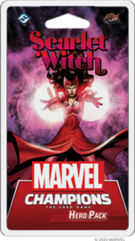 MARVEL LCG CHAMPIONS SCARLET WITCH HERO PACK