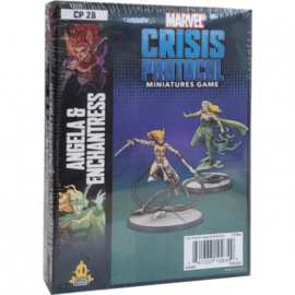 PRE-SALE - MARVEL CP ANGELA AND ENCHANTRESS - ENG - release : 01/2021