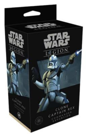 STAR WARS LEGION CLONE CAPTAIN REX COMMANDER - ENG