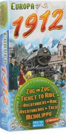 Ticket to Ride - Europa - 1912 ( Uitbreiding )