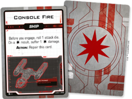 STAR WARS X-WING 2.0 REBEL ALLIANCE DAMAGE DECK - ENG