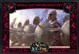 A SONG OF ICE & FIRE UNSULLIED SWORDMASTERS