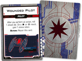 STAR WARS X-WING 2.0 SEPARATIST DAMAGE DECK - ENG