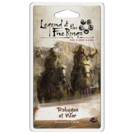 LEGEND OF THE FIVE RINGS ROKUGAN AT WAR - ENG