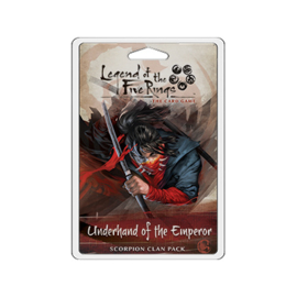 LEGEND OF THE FIVE RINGS UNDERHAND OF THE EMPEROR - ENG