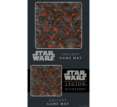 Star Wars Legion Sullust Game Mat