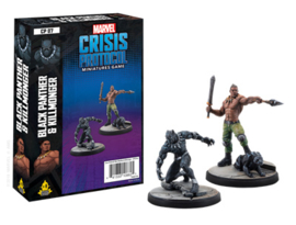 PRE-SALE - MARVEL CP BLACK PANTHER AND KILLMONDER EXP. - ENG - release: 12/2019