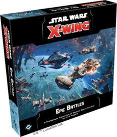 STAR WARS X-WING 2.0 EPIC BATTLES MULTIPLAYER EXP. - ENG