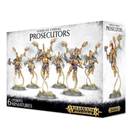 Prosecutors with Celestial Hammers