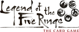 PRE-SALE - LEGEND OF THE FIVE RINGS THE TEMPTATION OF THE SCO - ENG - release: 01/2021