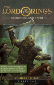 LOTR JOURNEYS IN MIDDLE EARTH VILLAINS OF ERIADOR - FR