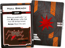 STAR WARS X-WING 2.0 RESISTANCE DAMAGE DECK - ENG