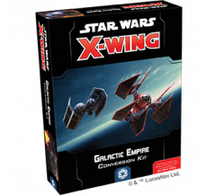Star Wars X-Wing 2.0 Galactic Empire Conversion K.