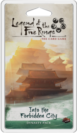 LEGEND OF THE FIVE RINGS INTO THE FORBIDDEN CITY- ENG