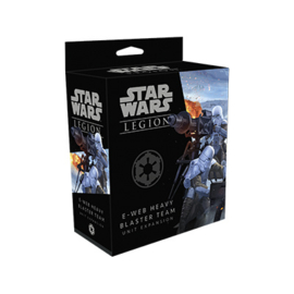 STAR WARS LEGION E-WEB HEAVY BLASTER TEAM UNIT EXP