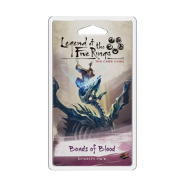 LEGEND OF THE FIVE RINGS BONDS OF BLOOD - ENG
