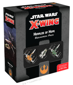 PRE-SALE - STAR WARS X-WING 2.0 RESISTANCE SQUADRON EPI IX EX. - ENG