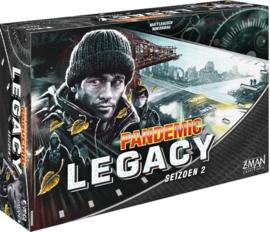 Pandemic Legacy - Seizoen 2 Black - NL