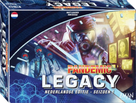 Pandemic - Legacy - Blue - ENG