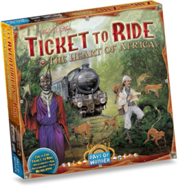Ticket to Ride - Map Collection - Africa (ENG)
