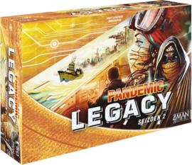 Pandemic Legacy - Seizoen 2 Yellow - NL