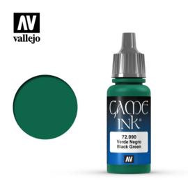 72.090 Black Green Ink