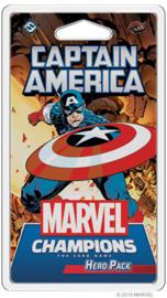 MARVEL LCG CAPTAIN AMERICA HERO - ENG