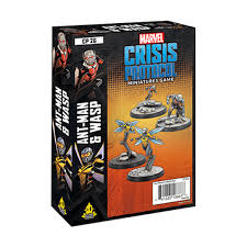 MARVEL CP ANT-MAN AND WASP - ENG