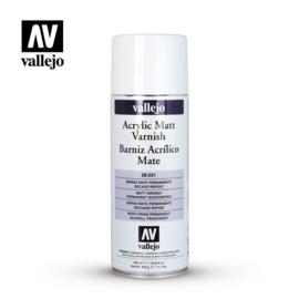 28.531 Acrylic Matt Spray Varnish