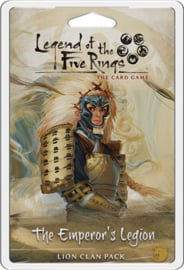 LEGEND OF THE FIVE RINGS THE EMPEROR'S LEGION - ENG