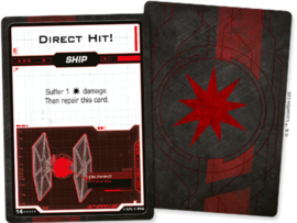 STAR WARS X-WING 2.0 FIRST ORDER DAMAGE DECK - ENG