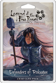 LEGEND OF THE FIVE RINGS DEFENDERS OF ROKUGAN - ENG