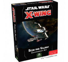 Star Wars X-Wing 2.0 Scum and Villainy Conv Kit
