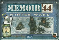 Memoir '44 - ext. 8 - Winter Wars - ENG
