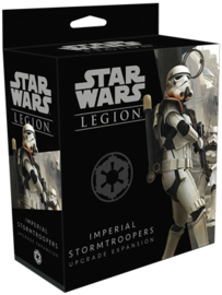 PRE-SALE - STAR WARS LEGION IMPERIAL STORMTROOPERS UPGRADE - ENG - Exp: 12/2019
