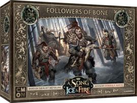 A SONG OF ICE & FIRE FREE FOLK FOLLOWERS OF BONE