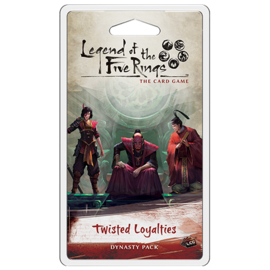 PRE-SALE - LEGEND OF THE FIVE RINGS TWISTED LOYALTIES - ENG - release: 10/2020