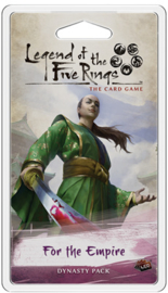 LEGEND OF THE FIVE RINGS FOR THE EMPIRE - ENG