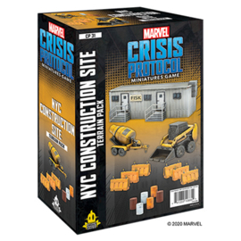 PRE-SALE - MARVEL CP NYC CONSTRUCTION SITE- ENG - release: 10/2020