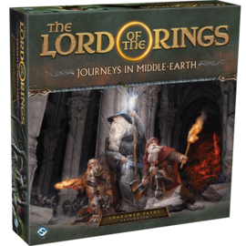LOTR JOURNEYS IN MIDDLE EARTH SHADOWED PATHS - ENG