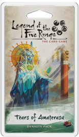 LEGEND OF THE FIVE RINGS TEARS OF AMATERASU - ENG