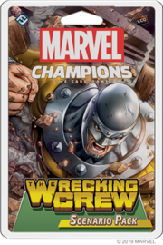 PRE-SALE - MARVEL LCG THE WRECKING CREW SCENARIO - ENG - RELEASE: 15/12/2019