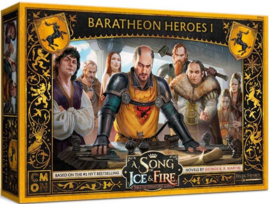 A SONG OF ICE & FIRE BARATHEON HEROES BOX 1