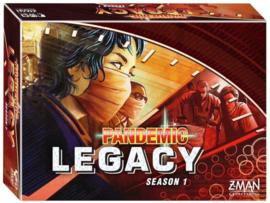 Pandemic - Legacy - Red - ENG
