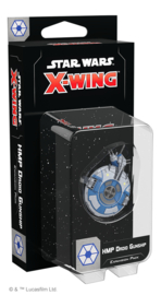 PRE-SALE - STAR WARS X-WING 2.0 HMP DROID GUNSHIP PACK - ENG - release: 09/2020