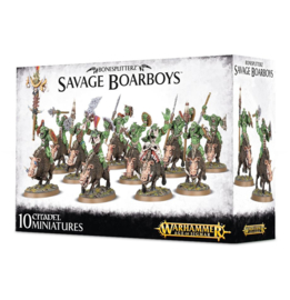 Savage Boarboys