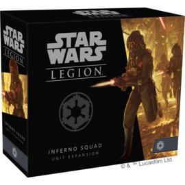 STAR WARS LEGION INFERNO SQUAD UNIT EXP. - ENG